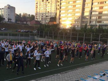 У ТНЕУ відзначають День студентського спорту