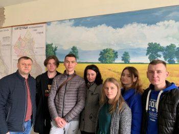 Студенти ФАЕМ відвідали Науково-дослідне виробниче господарство «Наука»