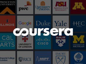 Навчайся вдома за допомогою платформи Coursera!